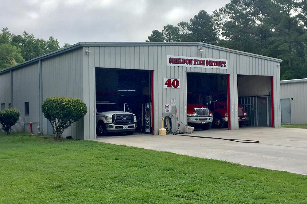 Sheldon Fire Station